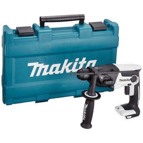 マキタ 16mm充電式ハンマドリル 16mm (SDSプラスシャンク) [ HR165DZKW ] 18V本体のみ(白) / (バッテリ、充電器なし)