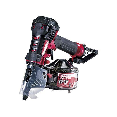 「軽快さ」を極めた従来釘専用機 マキタ 高圧エア釘打機 [ AN513H ] 50mm(赤)エアダスタ付 / 釘打ち機