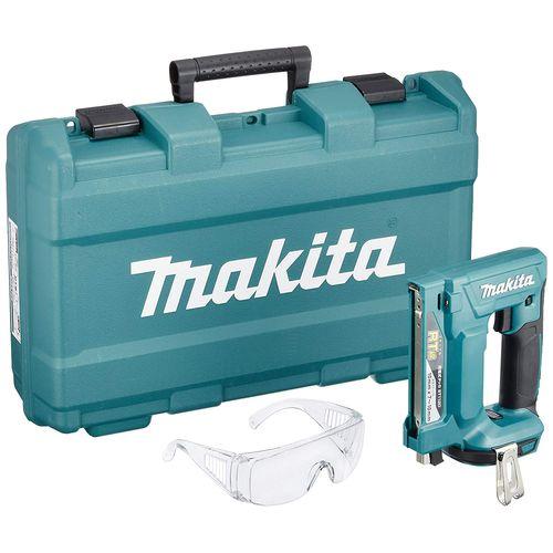 マキタ 充電式タッカ [ ST112DZK ] 18V本体のみ / (バッテリ、充電器なし) ステープルRT線用