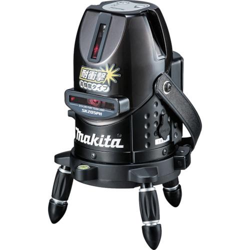 マキタ 室内・屋外兼用墨出し器 (耐衝撃) [ SK205PHZN ] おおがね・ろく / レーザー墨出器