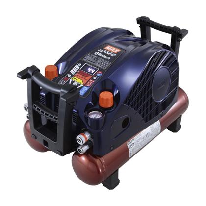 マックス エアコンプレッサー [ AK-HH1270E2 (オプティマスネイビー) ] 高圧/高圧 11L45気圧 限定色