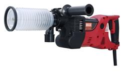 【マックス No.96】 ドリル 乾式 静音 ドリル 《 DS-181D 》打撃なし 低騒音 ハンマドリル同等スピード DS-181D MAX 送料無料