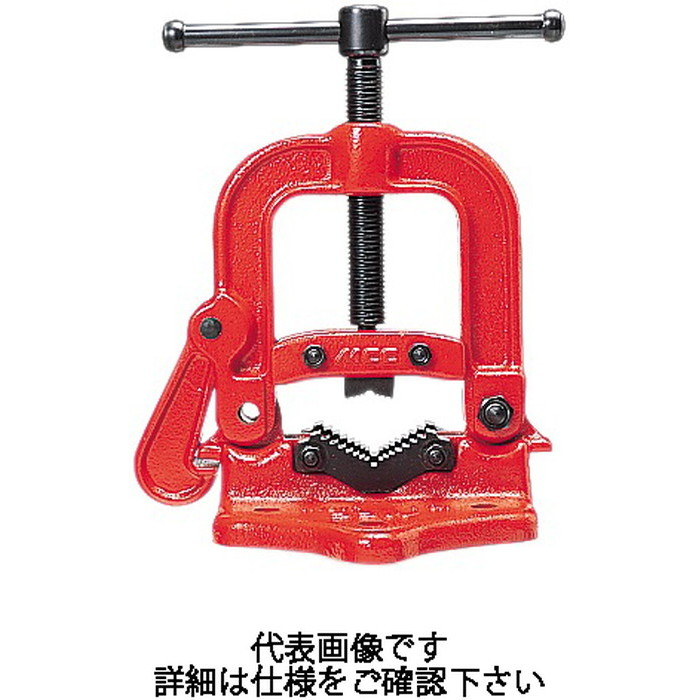 MCC パイプバイス No.2 [ PV-0202 ] | 松阪鉄工所 MCCコーポレーション