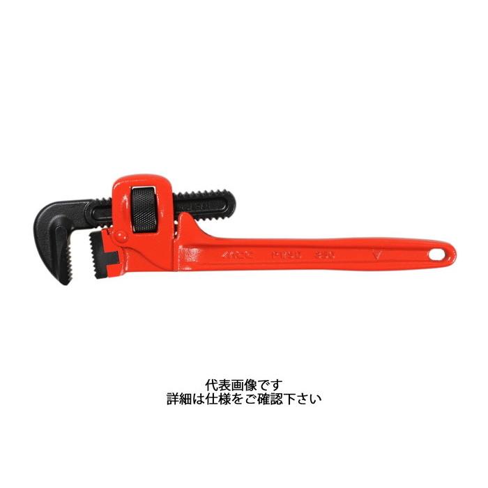 MCC パイプレンチ スタンダード 900 [ PW-SD90 ] | 松阪鉄工所 MCCコーポレーション