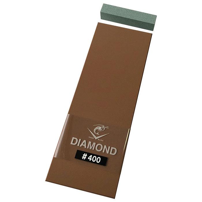 ナニワ研磨工業 エビ印 ダイヤモンド角砥石 #400 [ DR-7504 ] ドレッシング砥石付 | NANIWA