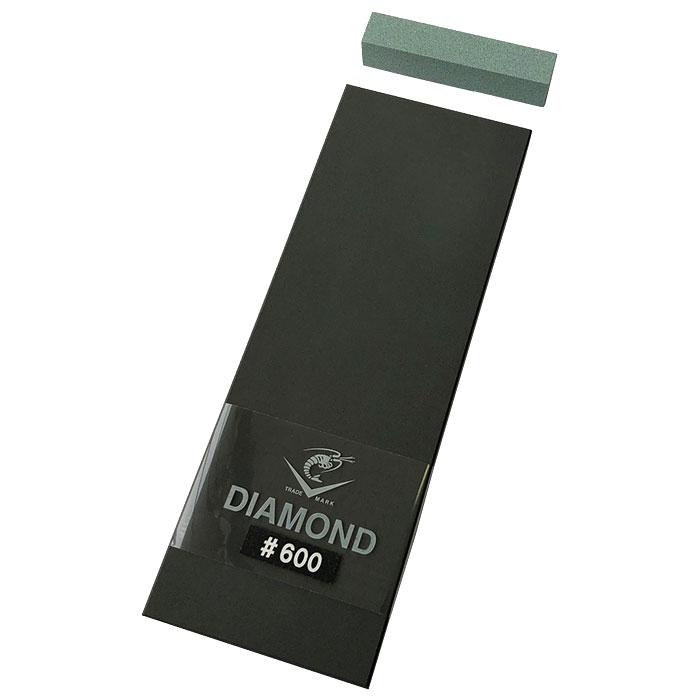 ナニワ研磨工業 エビ印 ダイヤモンド角砥石 #600 [ DR-7506 ] ドレッシング砥石付 | NANIWA