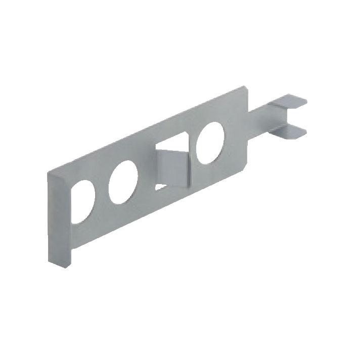 【代引不可】NSP インサート タレ防止金具 (300入) 50mm用 [ 8205318 ] 型枠通り出し | エヌ・エス・ピー 基礎関連商品