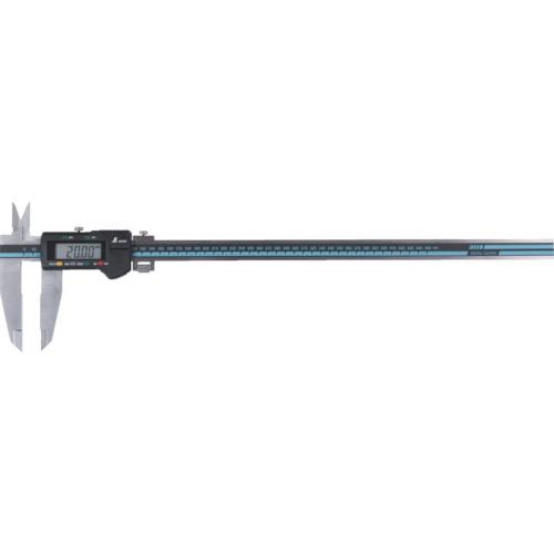 【シンワ測定】 デジタルノギス 《 19986 》  大文字 450mm ホールド機能付