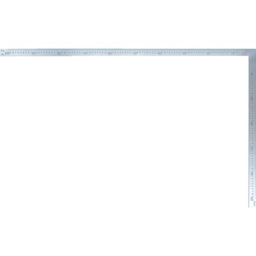 【シンワ測定】ステン大金 厚タイプ《63099》1m×60cm4mm厚×30mm巾