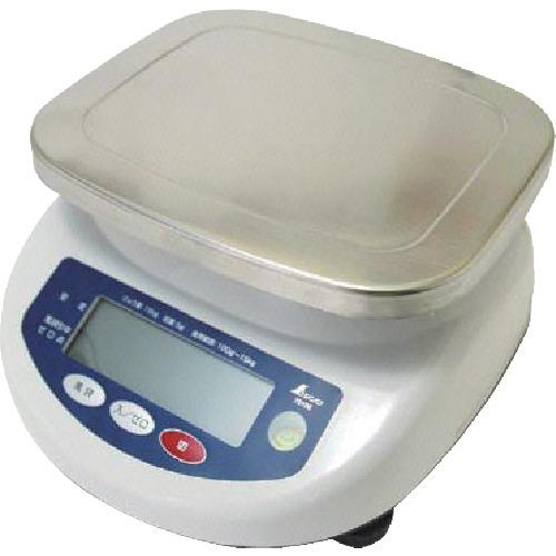 【シンワ測定】 デジタル 上皿はかり 取引証明以外用 30kg 《70107》