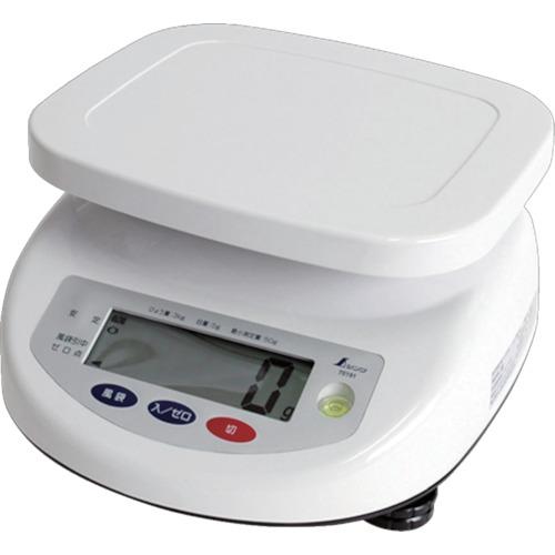 【シンワ測定】 デジタル 上皿はかり 取引証明用 3kg 《70191》
