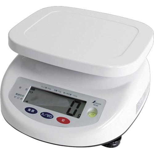 【シンワ測定】 デジタル 上皿はかり 取引証明用 6kg 《70192》