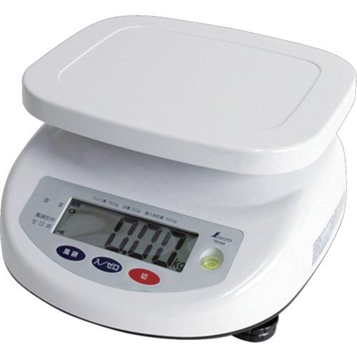 【シンワ測定】 デジタル 上皿はかり 取引証明用 30kg 《70194》
