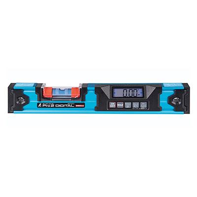 シンワ測定 ブルーレベル Pro 2 デジタル 350mm 防塵防水 [ 75313 ]