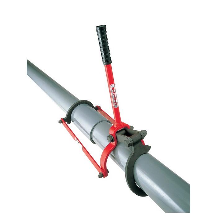 スーパーツール | スーパーパイラー(塩ビ管連結工具) 適合パイプ外径140mm [ A5 ] | SUPERTOOL