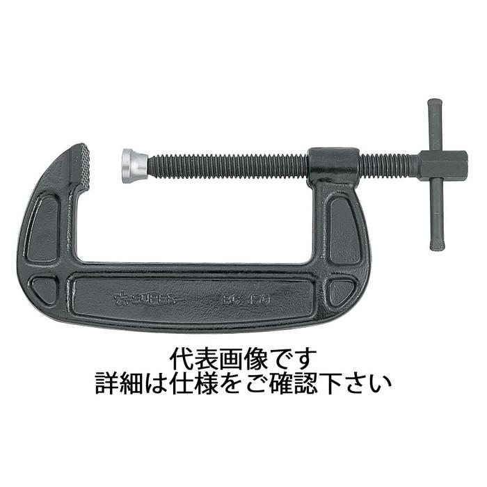 スーパーツール | シャコ万力(バーコ型) クランプ範囲250mm [ BC250 ] | SUPERTOOL