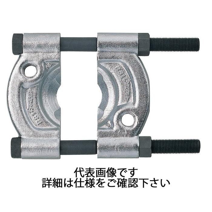 スーパーツール | ベアリングセパレータ(プロ用強力型) クワエラレル径9~115mm ボルト長サ205mm [ BS2 ] | SUPERTOOL