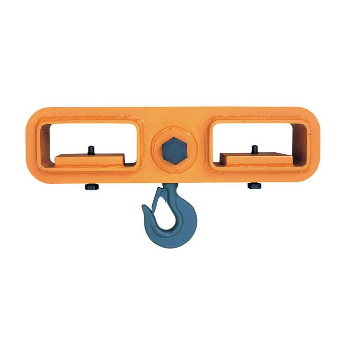 スーパーツール | フォークリフト用吊フック 容量2t [ FLH2 ] | SUPERTOOL