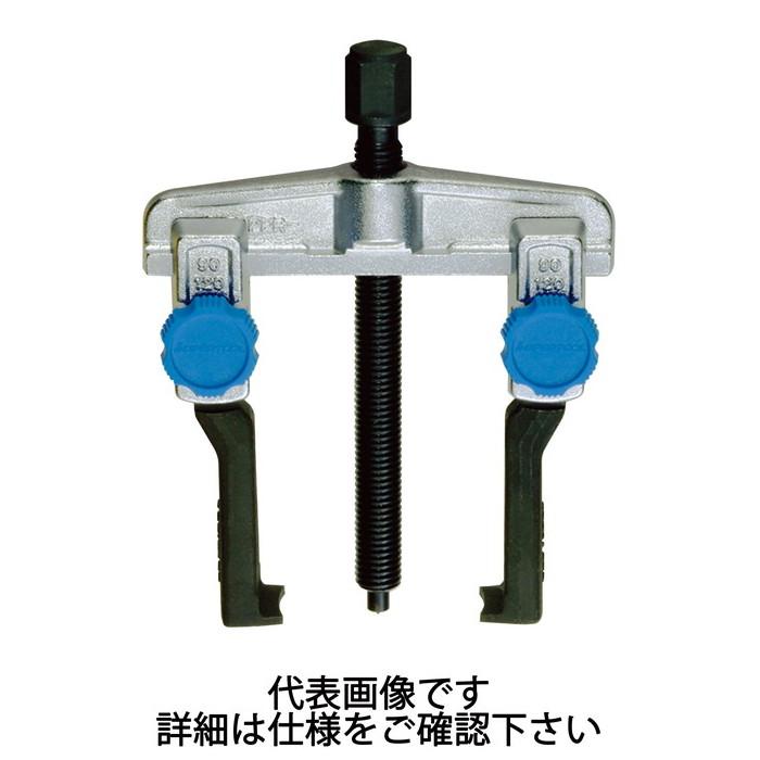 スーパーツール | スライドギヤープーラ薄爪型 爪ノ届ク長サ160mm [ GS160T ] | SUPERTOOL
