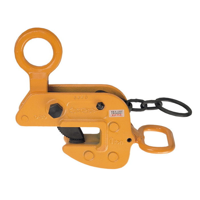 スーパーツール | 横吊クランプ(ロックハンドル式) 容量1t クランプ範囲0~30mm [ HLC1H ] | SUPERTOOL