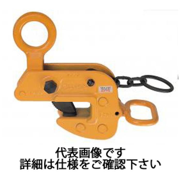 スーパーツール | 横吊クランプ(ロックハンドル式) 十字・細目仕様(カム・パッド) 容量1t クランプ範囲0~40mm [ HLC1WHN ] | SUPERTOOL