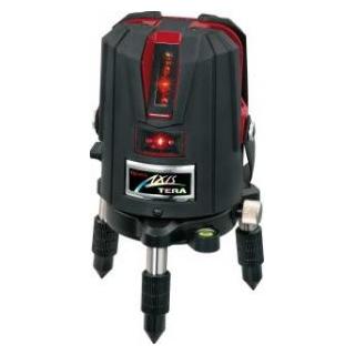 【タジマ No.01】レーザー墨出し器《AXT-KYR》TERA&高精度矩・横・両縦レーザー「墨出し器」