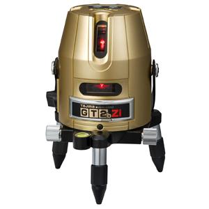 【タジマ No.01】GTシリーズ レーザー墨出し器《GT2BZ-I》縦・横・地墨ライン