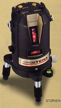 【タジマ No.01】レーザー墨出し器《GT2R-EXI》GT TERA Laser series