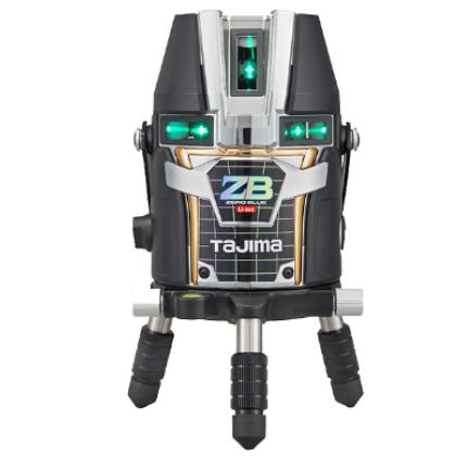 タジマ ブルーグリーンレーザー墨出器 [ ZEROBL-KJC ] ZERO BLUEリチウム-KJC