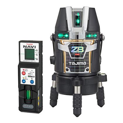 ◆タジマ ブルーグリーンレーザー墨出器 [ ZEROBLN-KJC ] NAVI ZERO BLUEリチウム-KJC / 受光器・三脚なし ※沖縄・離島は別途送料が必要