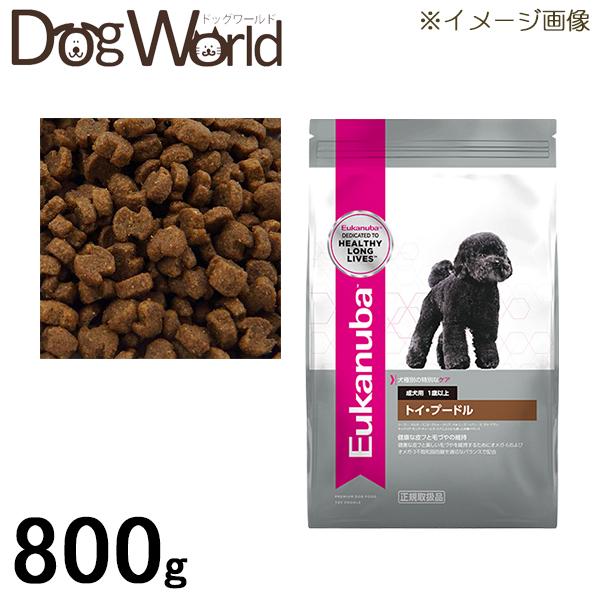 ユーカヌバ トイ・プードル 成犬用 1歳以上 800g