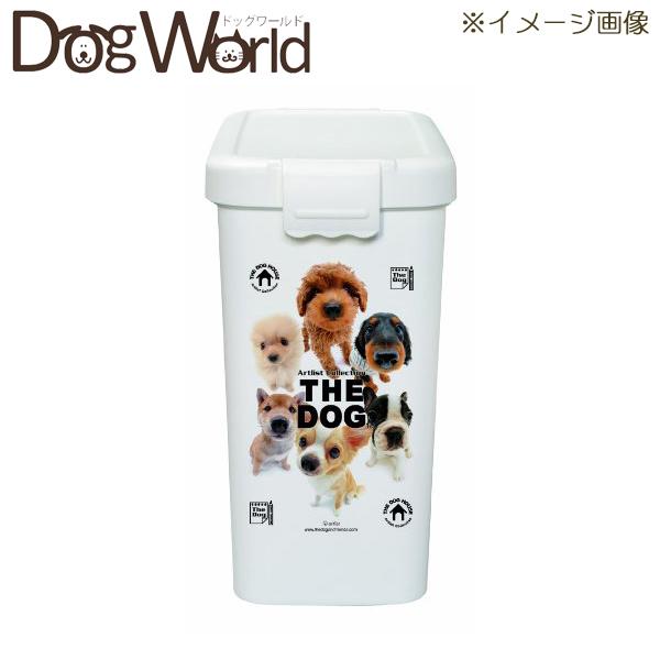 伊勢藤 THE DOG フードBOX (L) 3~4kg用