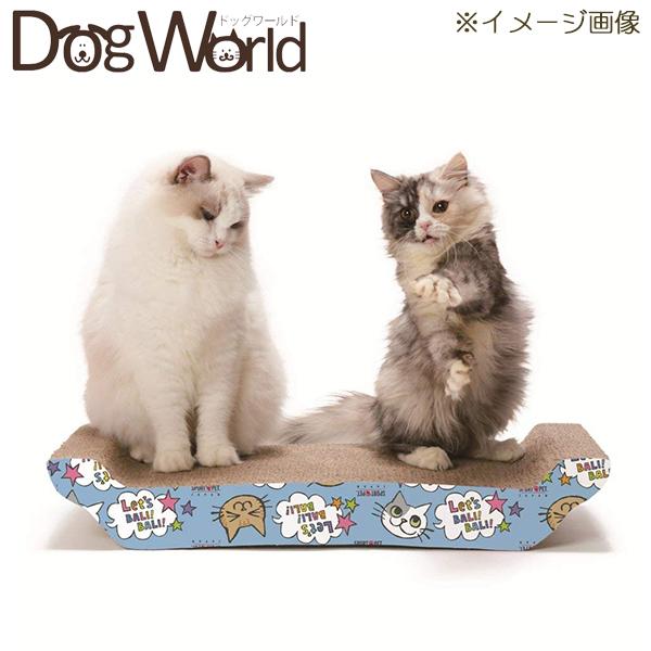 即納送料無料 猫壱 バリバリ [並行輸入品] ベッドL 猫柄