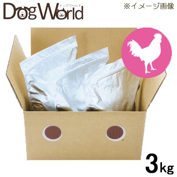 ピュアボックス ドットわん 鶏ごはん お得パック 3kg (1kg×3)