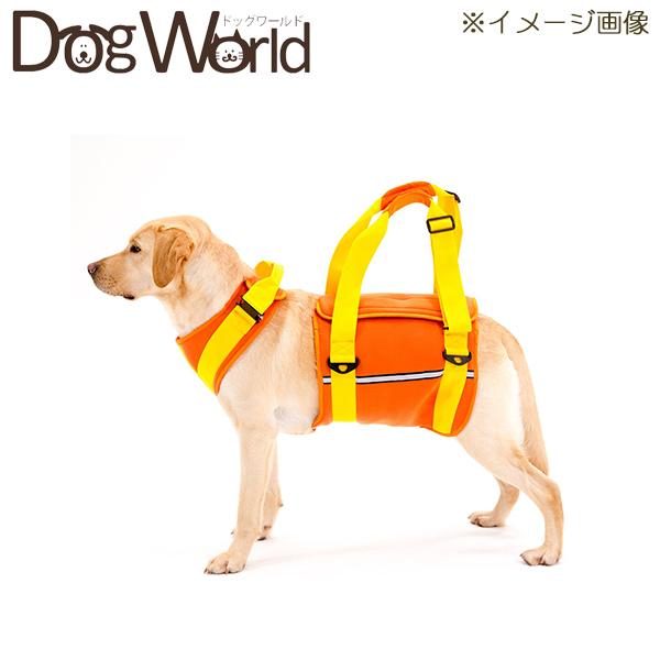 トンボ 歩行補助ハーネスLaLaWalk 大型犬用 ネオプレーン S 【返品不可】