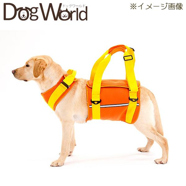 トンボ 歩行補助ハーネスLaLaWalk 大型犬用 ネオプレーン M 【返品不可】