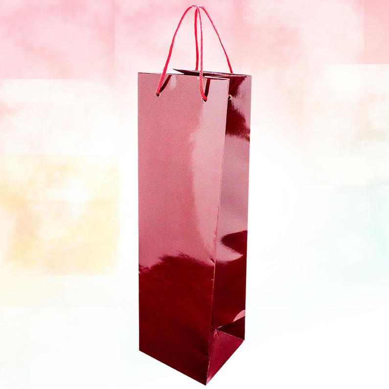 専用手提げ袋 ワインカラー(一色) chopsticks 筷子 定年 退職 祝い