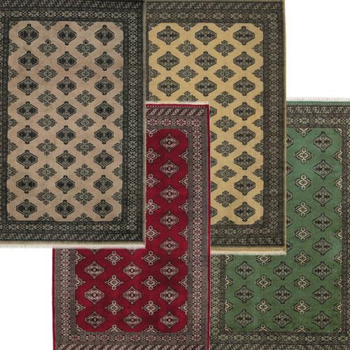 スミノエ/World Carpet Collection 〔PAKISTAN SBJ〕244×305cm