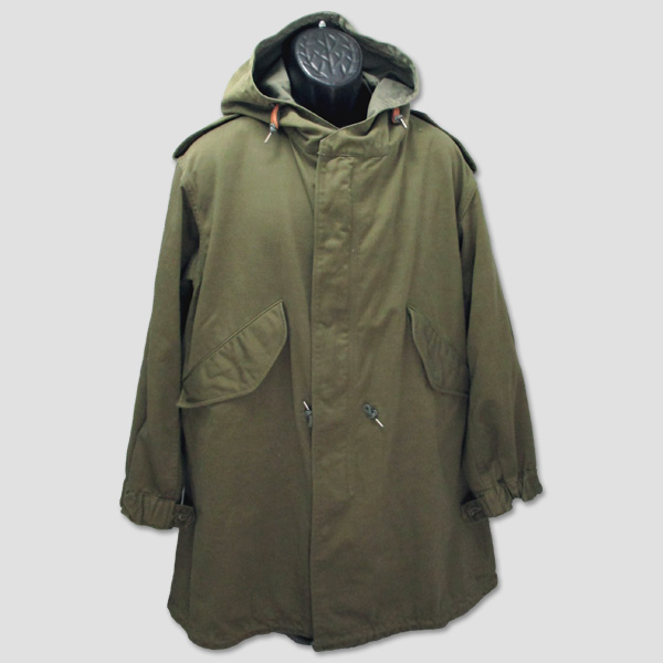 "バズ・リクソンズ BUZZ RICKSON'S ミリタリーType M-51 PARKA ""BUZZ RICKSON CLOTHES"