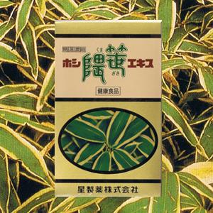 ホシ隈笹エキス 45g入り【クマササ熱水抽出濃縮物】 2P13Apr09