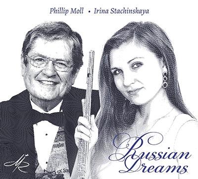 フルートCD Russian Dreams イリーナ NEW売り切れる前に☆ 公式ストア スタチンスカヤ