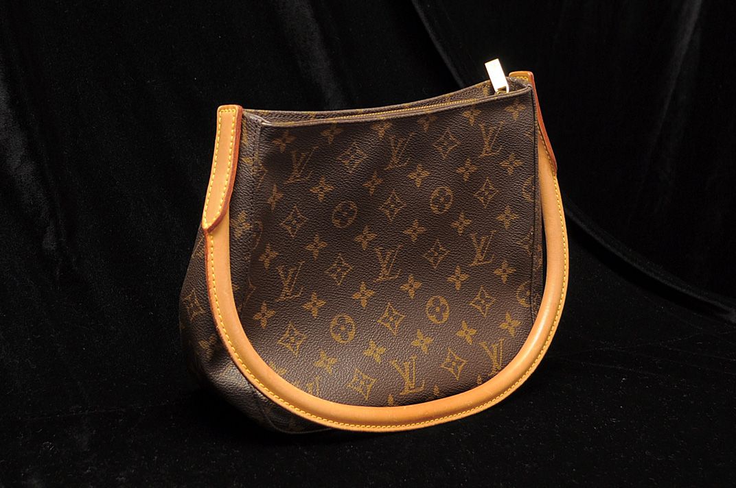 LOUISVUITTON(ルイヴィトン)M51150 モノグラム ルーピングMM【中古】【人気】【お勧め商品】, 浮世絵のアダチ版画:065a2d8b --- world-dress.jp