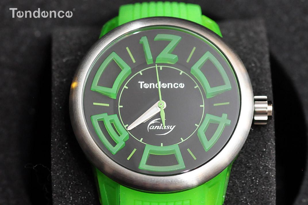テンデンス【Tendence】 ファンタジー グリーン/ブラック【中古】【未使用品】【人気商品】YI011