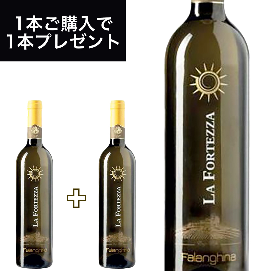 ファランギーナ 新作 IGT FALANGHINA 750ml イタリア直輸入 LA フォルテッツァ FORTEZZA ラ 国内送料無料 白ワイン