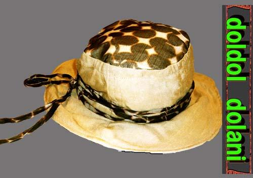 帽子キャノチエ女性用