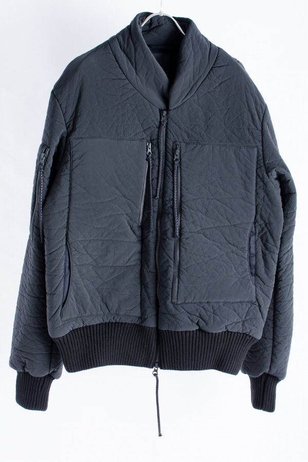 ea0aa09a9 As well as thom/krom Tom chrome [BOMBER JACKET bomber jacket / black /M]  new article