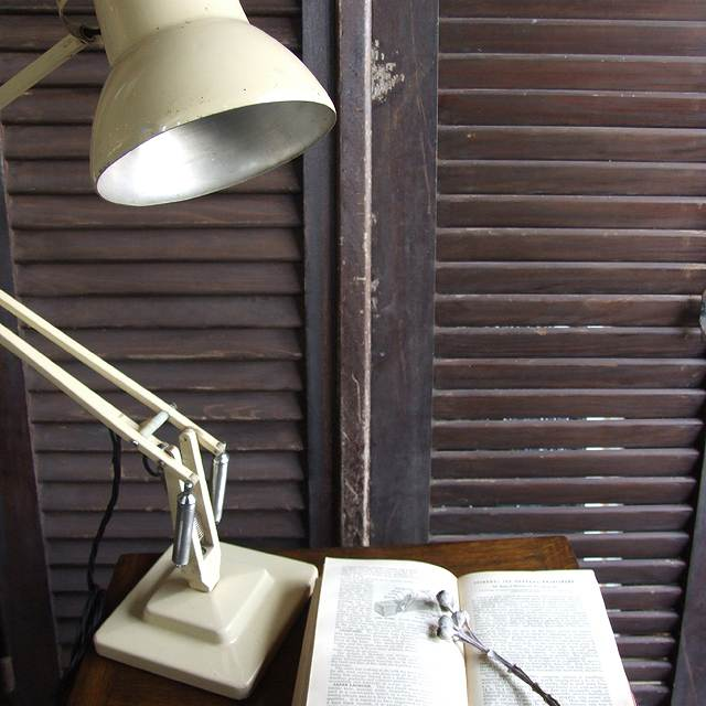 照明 卓上 ランプ 電気 スタンド イギリス アンティーク 明かり デスク アングルポイズ