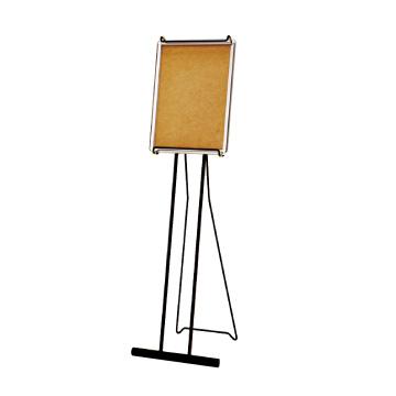 スチールイーゼル アプローチスタンドA ディスプレイ メニュー スタンド 鉄製 SAP-A 看板 スタンド