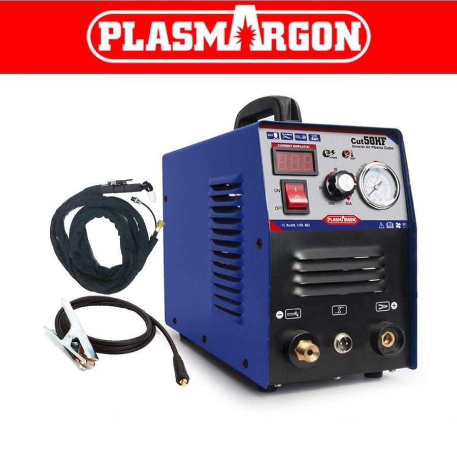 PLASMAGRON プラズマ切断機cut 50 プラズマカッター IGBT インバーター制御 200v