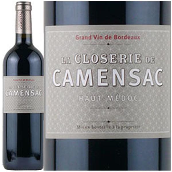 【数量限定】【在庫僅か!】【赤ワイン】ラ クロズリー ド カマンサック 2006